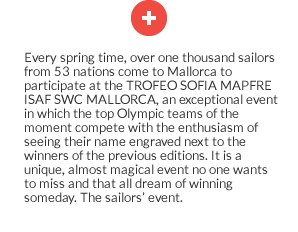The sailors' event