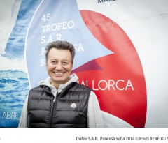 The Olympic Sailing multinational patron