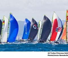 The 45 Trofeo Princesa Sofia bound to be a record edition