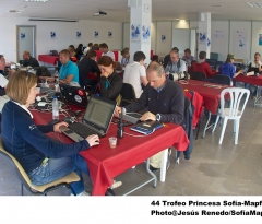 Canon will offer free assistance to photographers accredited in the 45 Trofeo Princesa Sofía